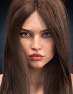 Jessamy HD for Genesis 8 Female