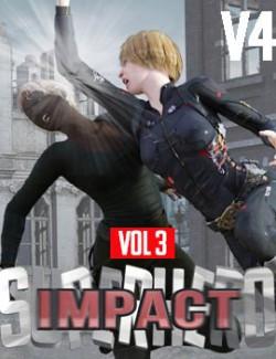 SuperHero Impact for V4 Volume 3