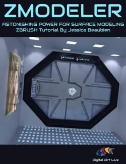 ZModeler : Powerful Surface Modeling for ZBrush
