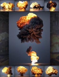 Pyromantix - Volumetric Explosions