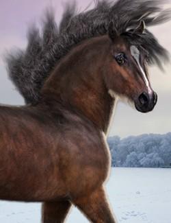 CWRW LAMH: HW Horse and Foal