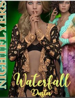 Nightflyers- Waterfall Duster