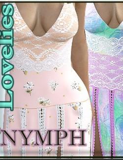 Lovelies- Nymph Dress
