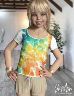 Jordan Bundle for Genesis 8 Females
