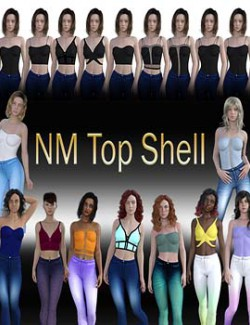 NM Top Shell
