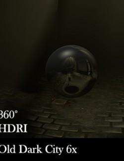 Old Street 360 Environment (HDRI)