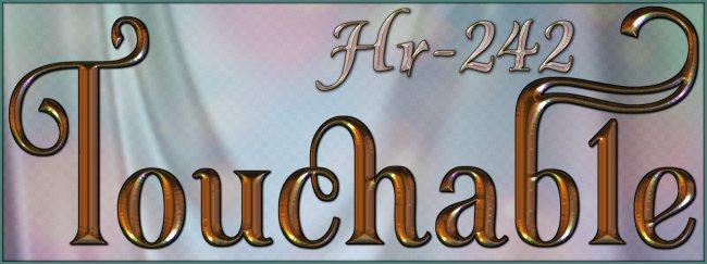 Touchable Hr-242