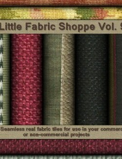 Little Fabric Shoppe Vol. 9