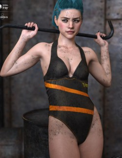 EA Bodysuit Collection 01 for Genesis 8/ 8.1 Female(s)