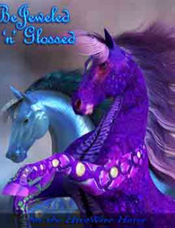 FL-RD Bejeweled-n-Glossed for the HW Horse