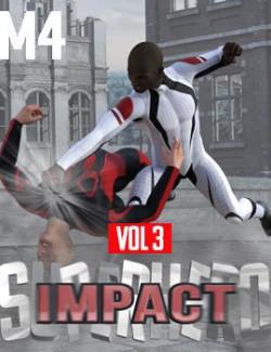 SuperHero Impact for M4 Volume 3