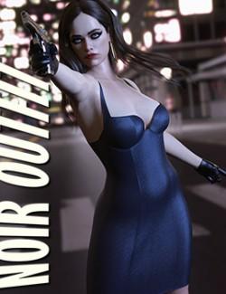dForce Noir Outfit for Genesis 8 Females