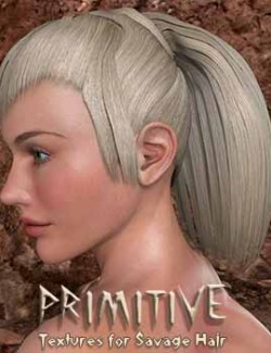 Primitive Textures for Savage Hair