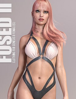 Fused II for Genesis 8.1 Females