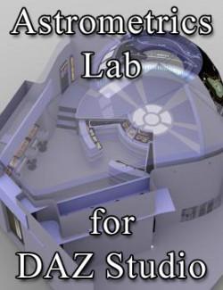 Astrometrics Lab for DAZ Studio