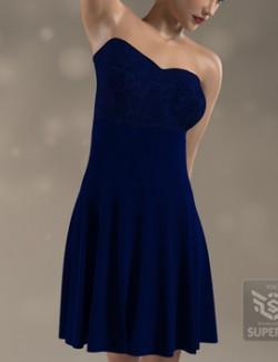The Velvets for Dynamic Cocktail Dress