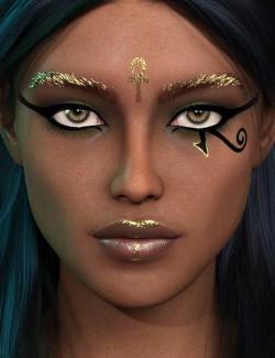 KemeMau for Genesis 8 Female