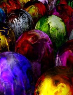 Abstract Silk Fabric Iray Shaders Vol 2