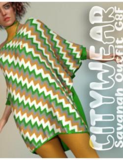 CityWear Savannah Outfit G8F