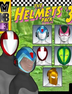 Helmets v003 MMKBG3