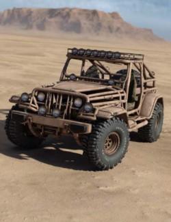 Snake Wrangler Truck