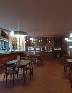 Digitallab3d Coffee Shop