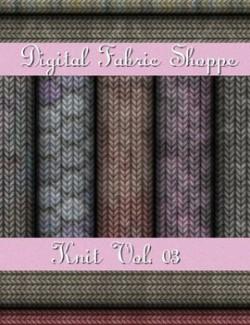 Digital Fabric Shoppe- Knits Vol 03