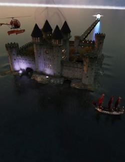 PW World of Tempus Castle