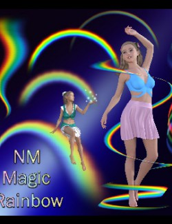 NM Magic Rainbow