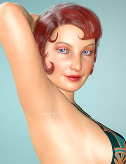 MR Sensuous Poses and Expressions for Genesis 8 Female