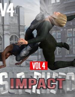 SuperHero Impact for V4 Volume 4