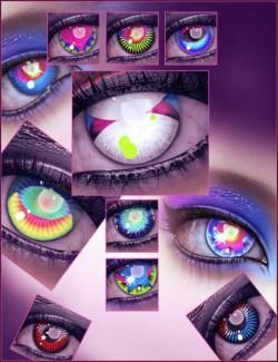 Geoshell Anime Eye Builder for Victoria 8.1