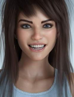 True Feelings Expressions for Genesis 8.1 Females