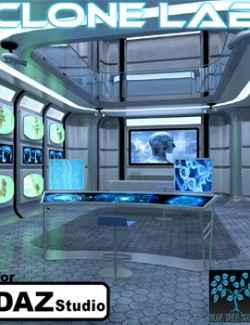 Clone Lab for Daz Studio