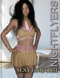 Nightflyers- Sexy Uniform