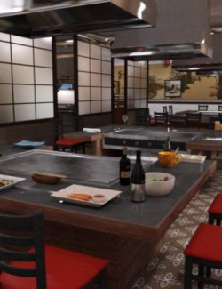 FG Japanese Steak House