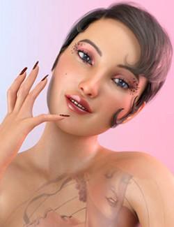 MR Valentina for Genesis 8 Female