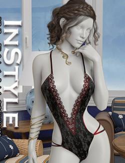 InStyle - JMR dForce Ellie Seductive Body for G8F