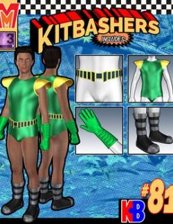 Kitbashers 081 MMG3M
