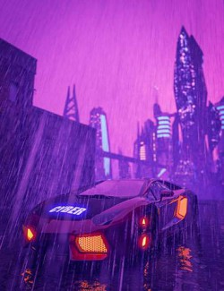 Make Cars Cyberpunk - Video Tutorial