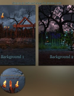 FB Gothic Dreams Backgrounds 2