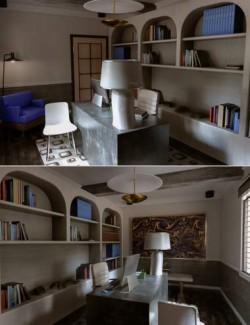 Avil Office Room