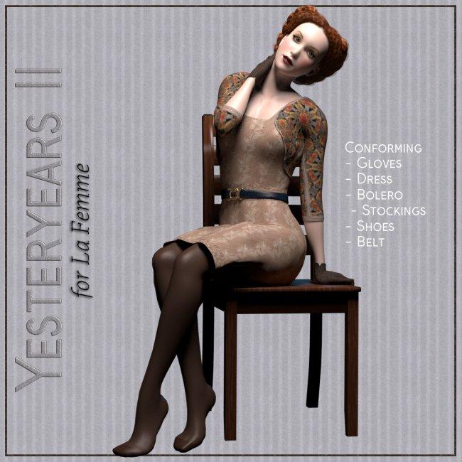 YesterYears II for La Femme