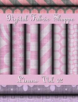 Digital Fabric Shoppe- Linens Vol 02