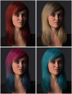 2021-03 Hair Texture Expansion