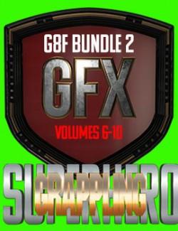 SuperHero Grappling Bundle 2 for G8F