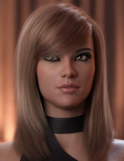 2021-03 Hair for Genesis 8 and 8.1 Females