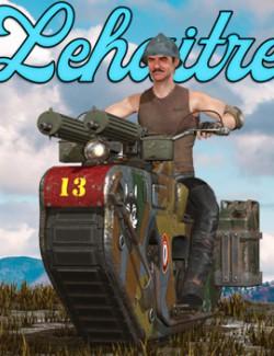 Lehaitre Tractor Cycle