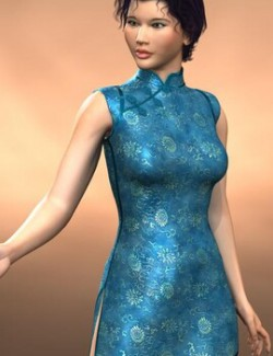 Asian Dreams for Cheongsam Dress for Dawn
