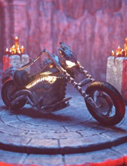 Hell Motorcycle
